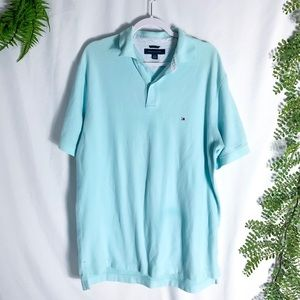 Tommy Hilfiger Cotton Short Sleeve Polo